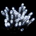 10m Cool White Flashing LED Fairy Lights