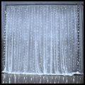 2m White LED Curtain Lights
