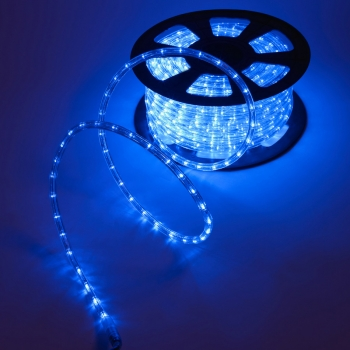 LED Rope Light Blue