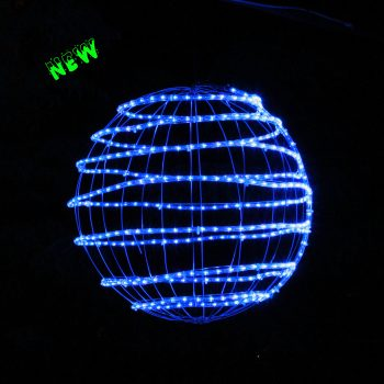 3D LED Sphere