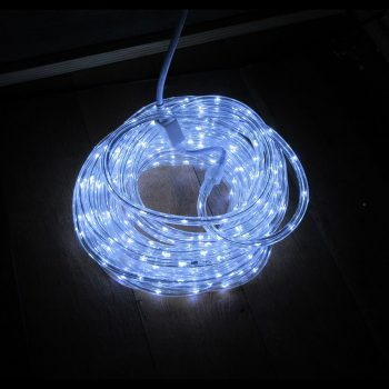 LED Red Rope Light