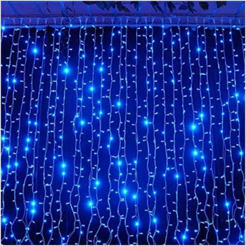 4m led waterfall lights