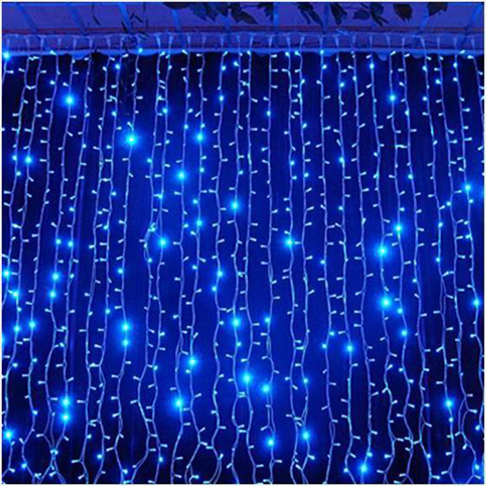 4m led waterfall lights ...  sc 1 st  Festive Lights & 4m LED Waterfall Lights | Festive Lights