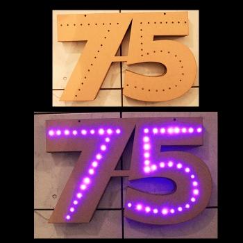 75 new