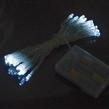 3m LED Battery Lights
