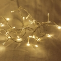 20m Warm White LED Fairy Lights