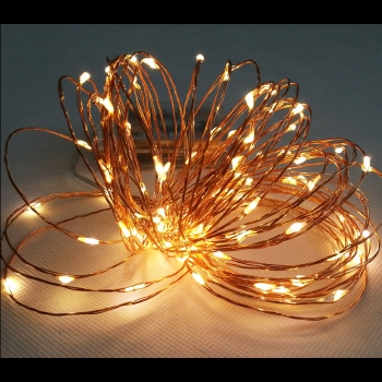 Copper Wire Lights