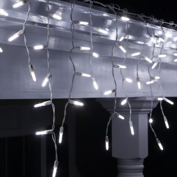 5m Rubber LED Icicles