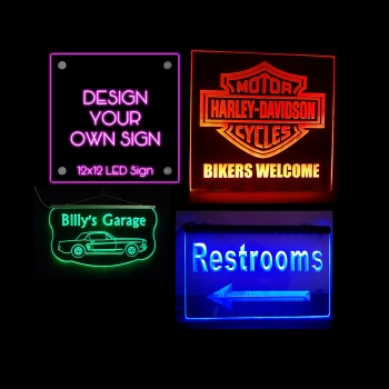 LED Customized signs