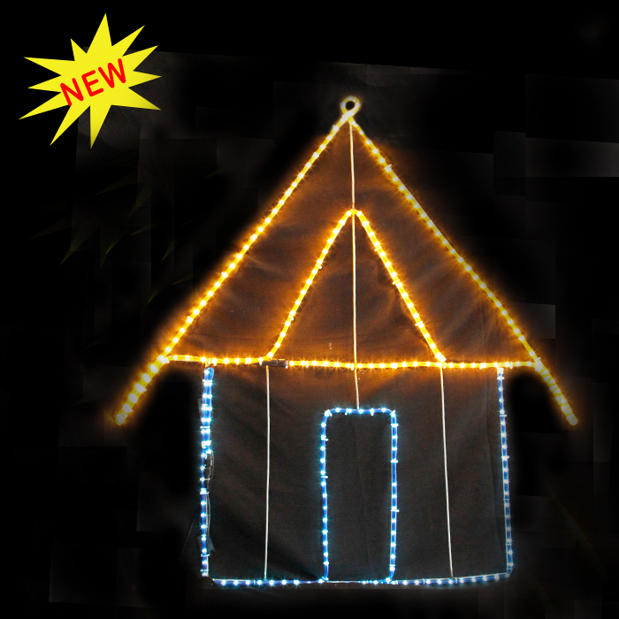 Africa Hut Festive Lights Lights For All Occasions