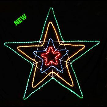 4 Stars in 1