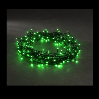 10m Green LED Fairy Lights