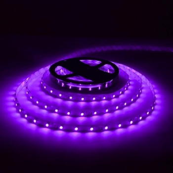 Purple LED Rope Light