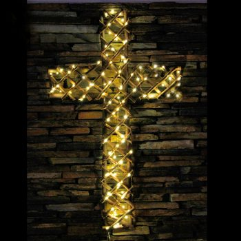 Fairy Light cross