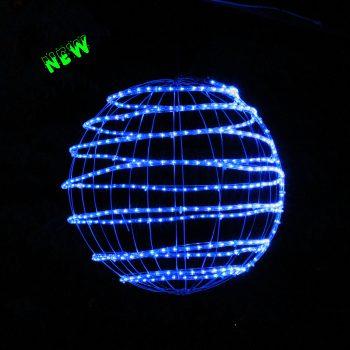 3D LED Sphere
