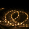 warm white led rope light