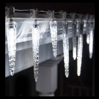 led dripping icicles