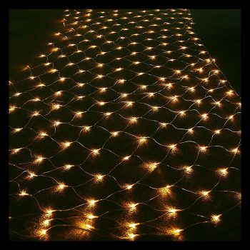 Rubber LED Net Lights