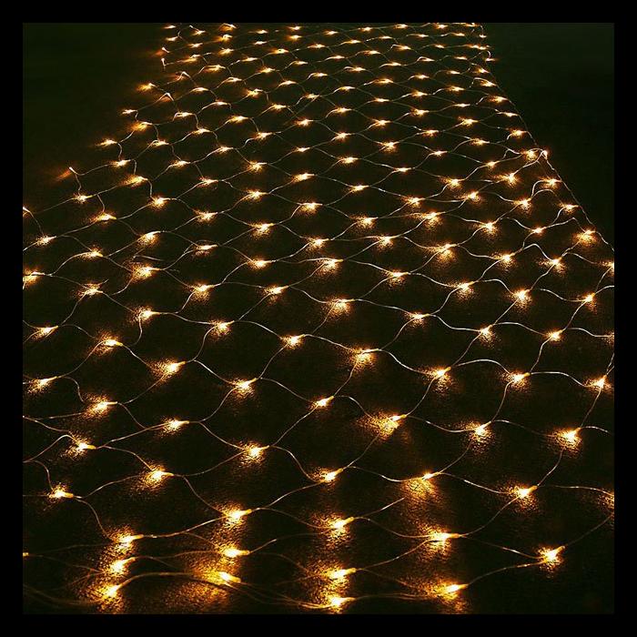 Rubber Led Net Lights Festive Lights