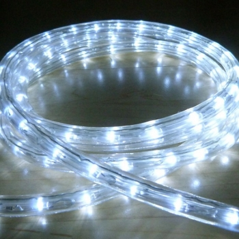 Cool White LED Rope Light