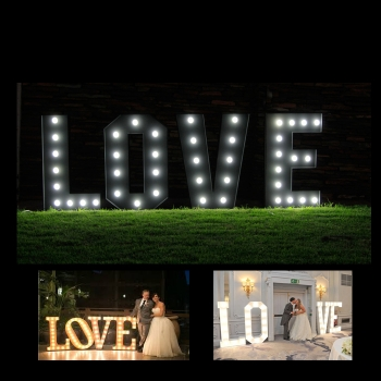 Rental Marquee Letters