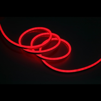 RED Flexible Neon Rope Light