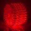 Red LED Rope Light