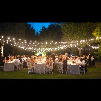 20m LED Bistro Lights