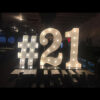 Marquee Numbers