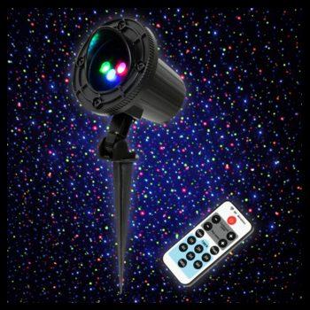 LED Garden Projector
