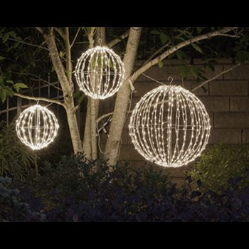 3D Fairy Light Ball