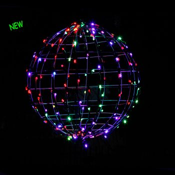 3D Coloured Ball