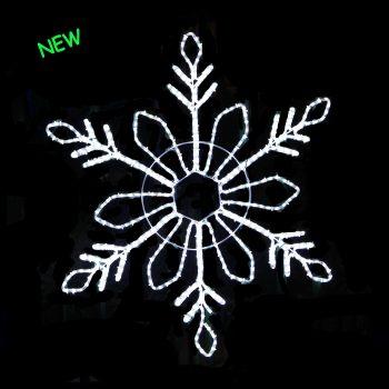 Big White Snowflake