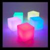 20cm led cubes
