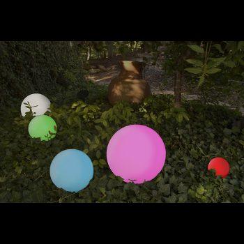 20cm orb balls