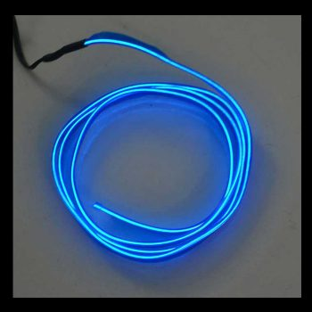 Blue EL wire
