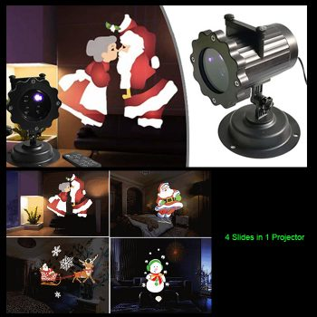 LED Animation Projector