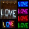 LED Marquee Letters