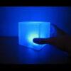 10cm LED Cube
