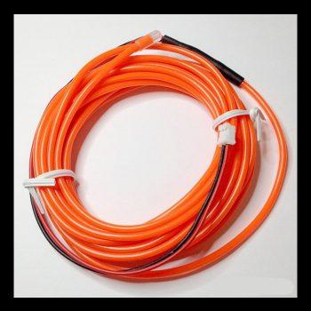 Orange EL Wire