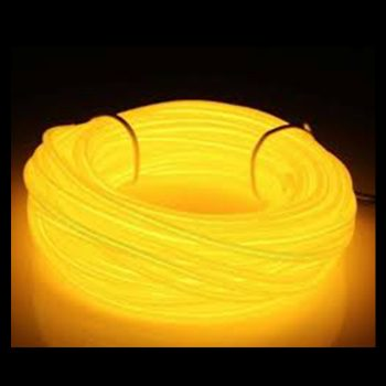 Yellow EL Wire