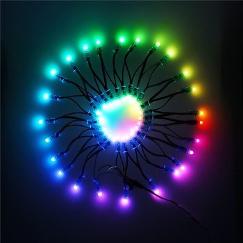 RGB Pixel String Lights
