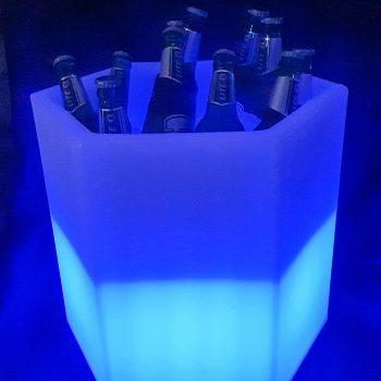 Rental Neon Ice Bucket